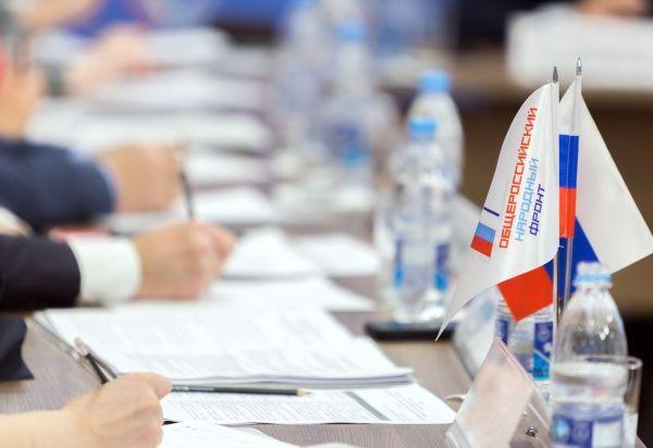 В столичном ОНФ обсудили предложения по эффективному функционированию инновационного кластера
