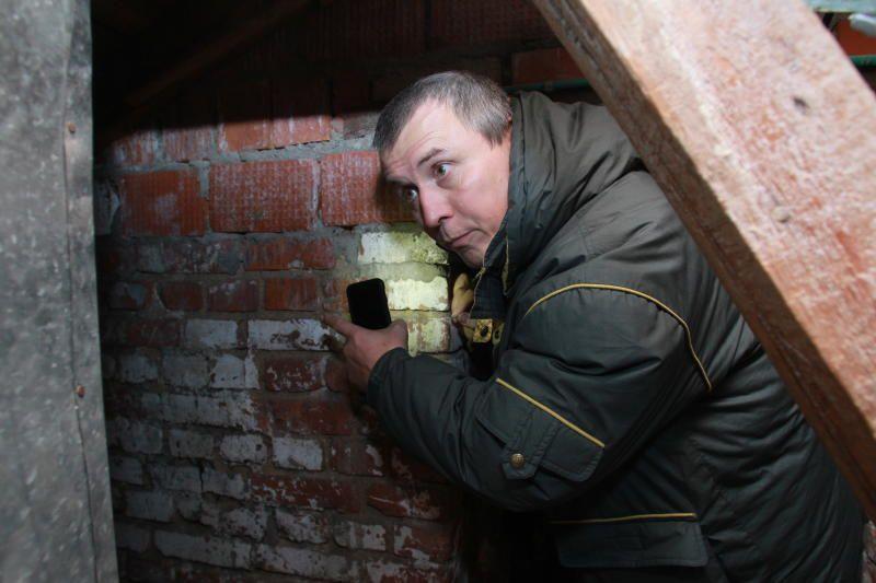 Плановая проверка чердачных и подвальных помещений прошла в Михайлово-Ярцевском