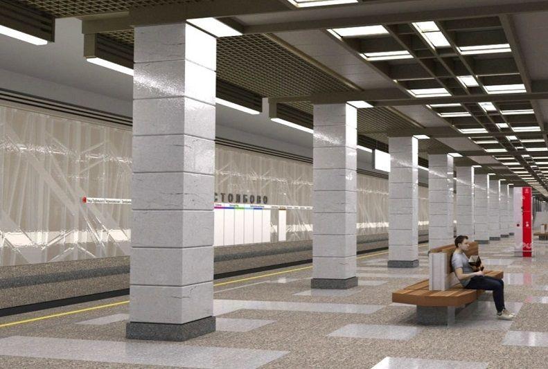 Создание транспортно-пересадочного узла «Столбово» планируют завершить к 2022 году