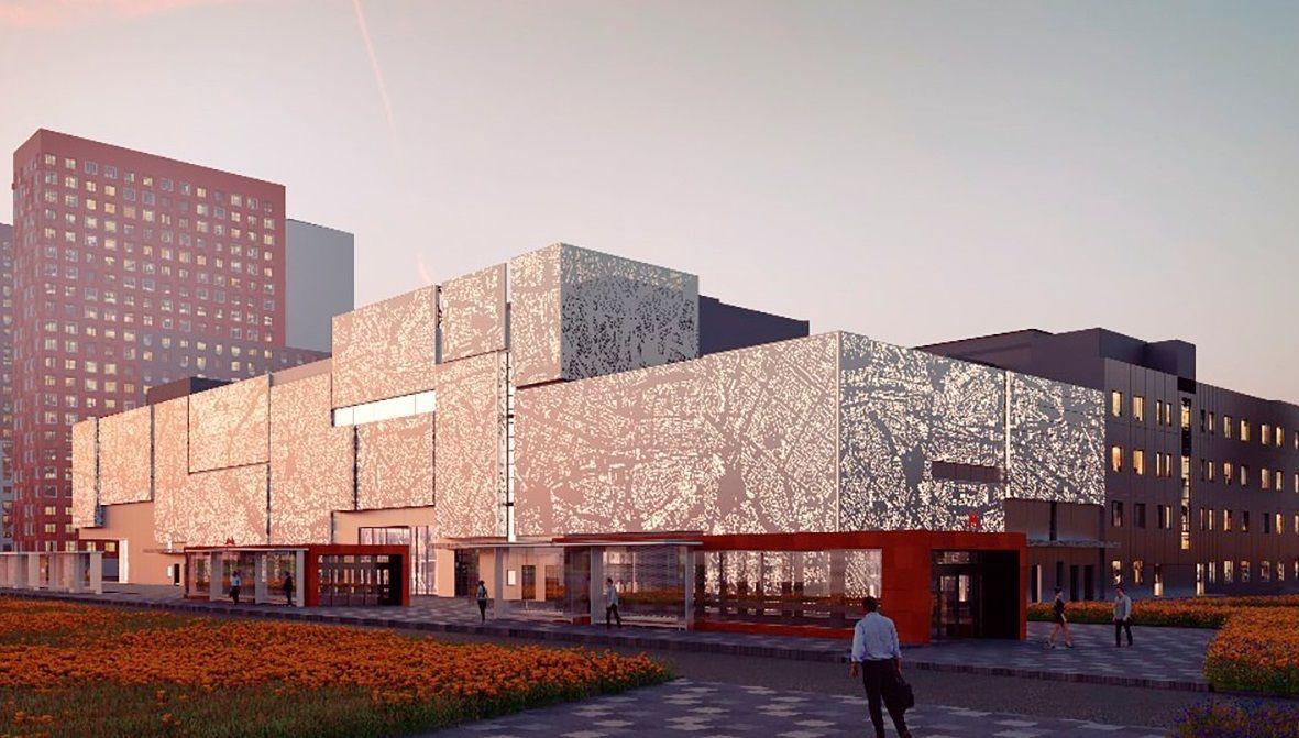 Схема города станет прекрасным украшением ТПУ. Фото: сайт мэра Москвы