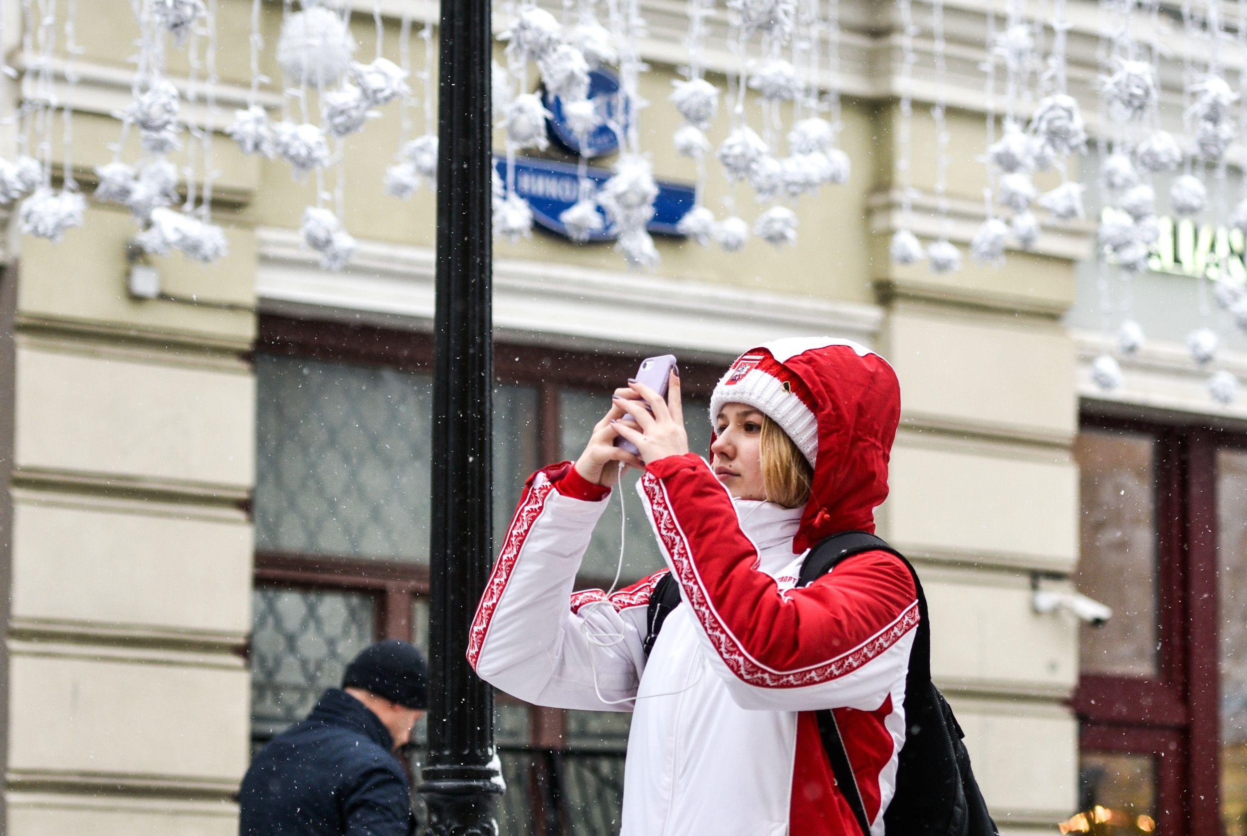 Отклонение от нормы достигнет восьми градусов. Фото: Ирина Хлебникова, «Вечерняя Москва»