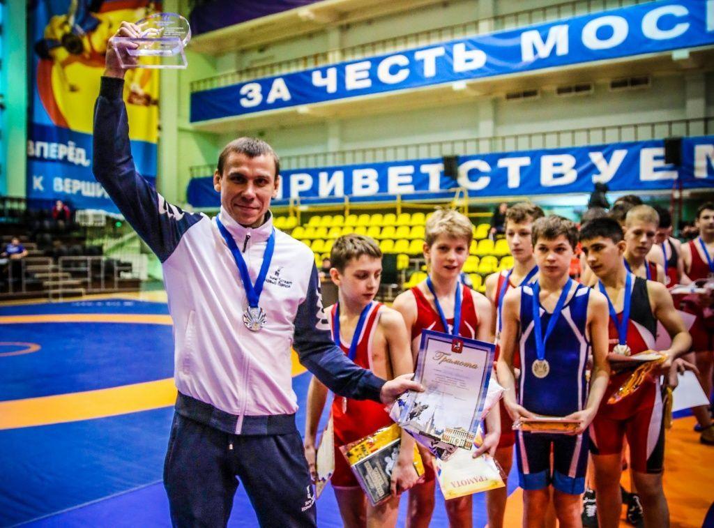 Борцы из Щербинки отправятся на региональные соревнования