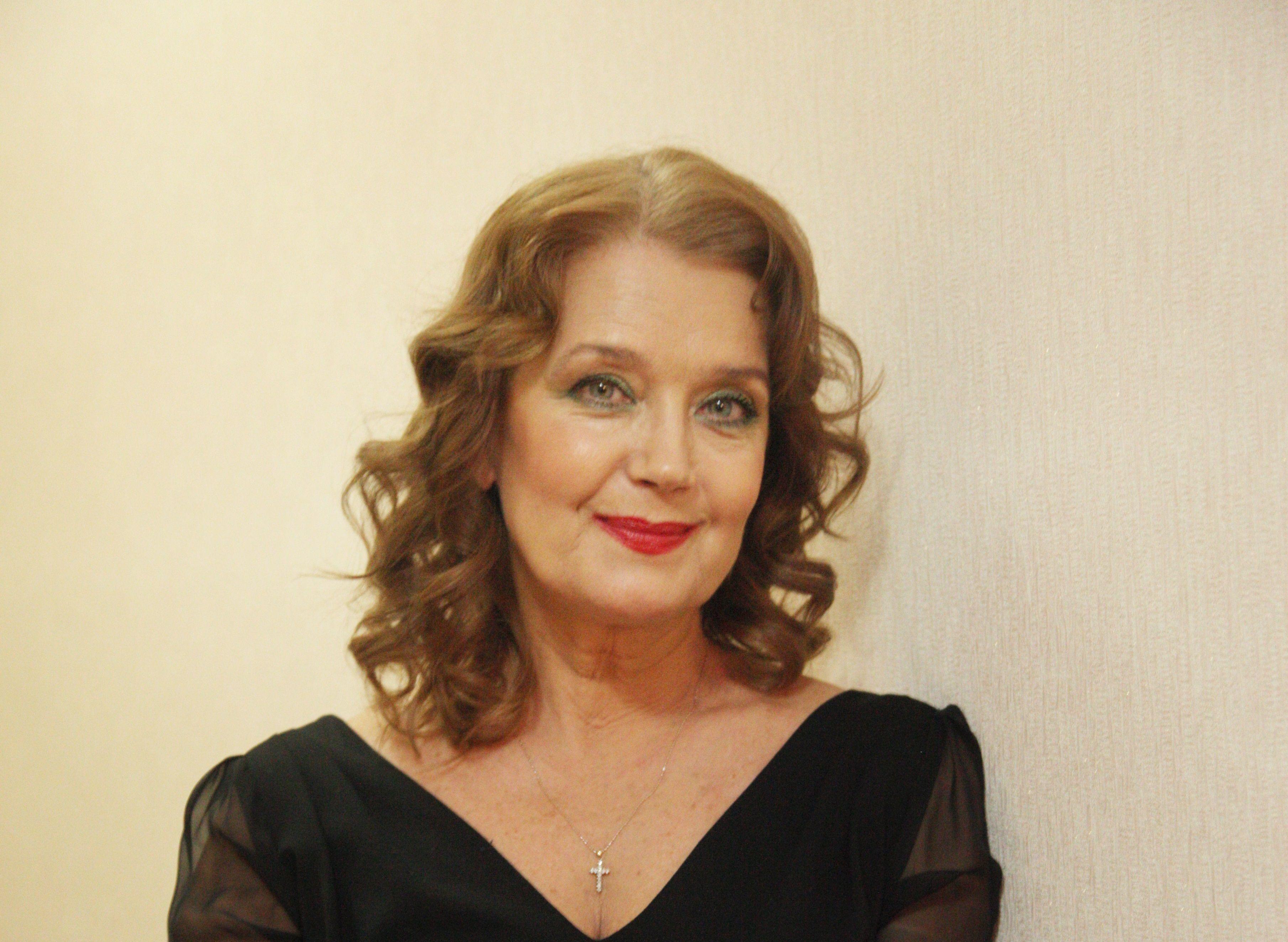 Современная женщина Ирина Алферова