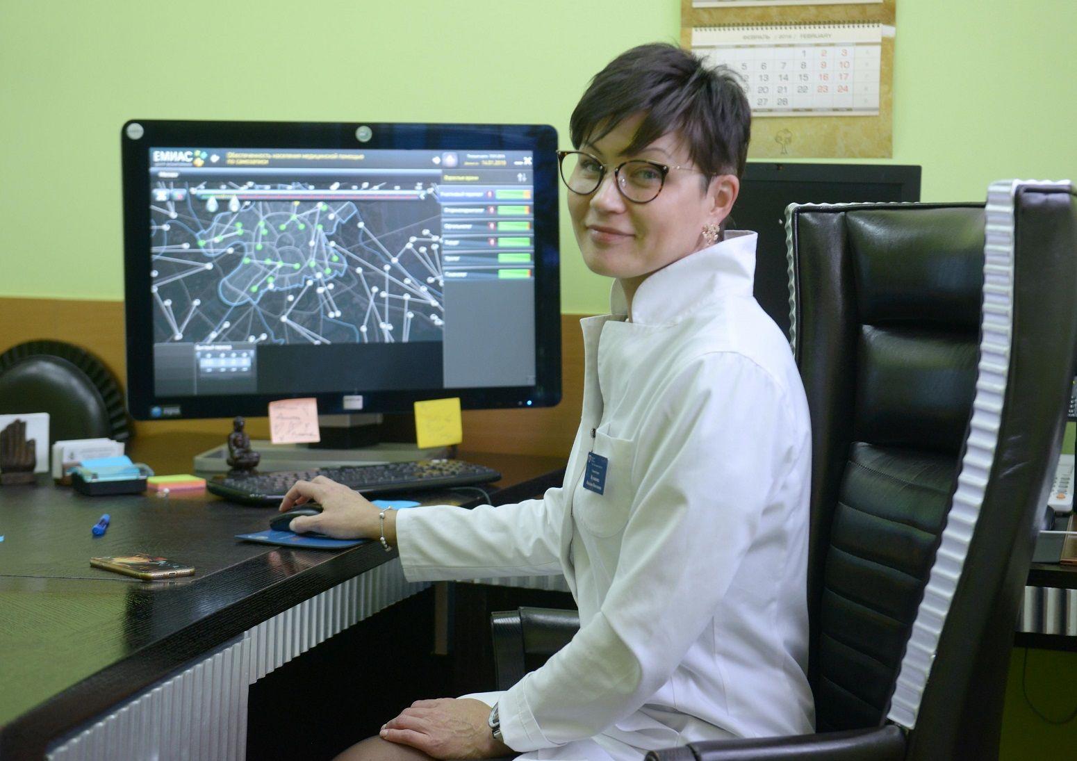 Москва переходит на лучшие современные технологии лечения рака. Фото: архив