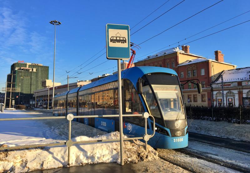 В Печатниках создадут крупнейший в Москве комплекс обслуживания трамваев