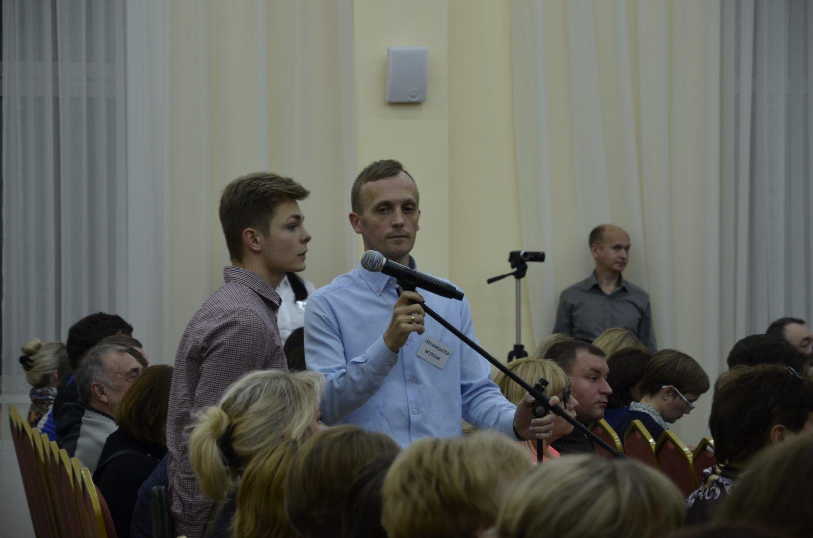 В Вороновском пройдет встреча жителей с депутатом. Фото: Анна Быкова