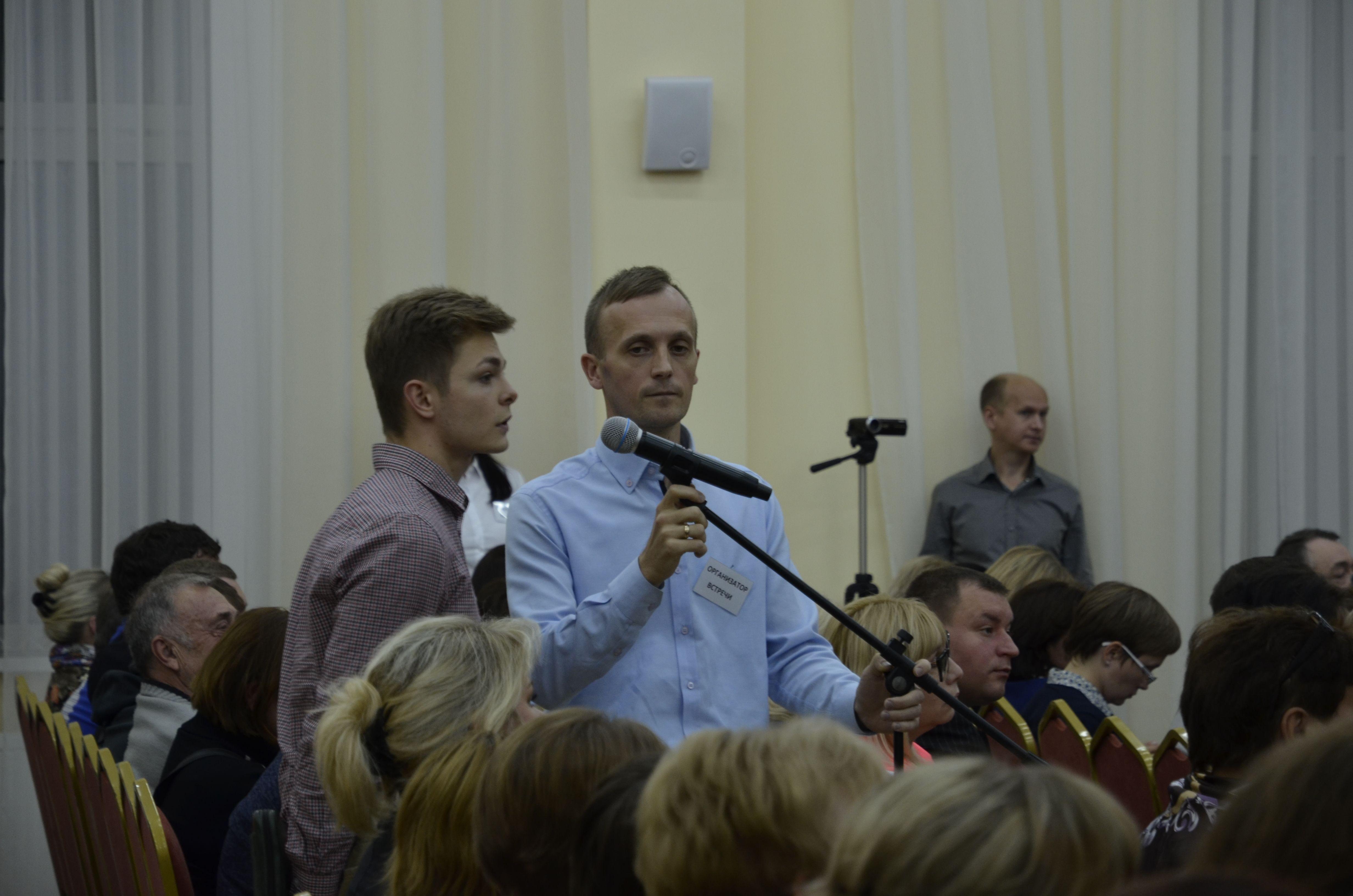 Жители Вороновского смогут задать вопросы депутату