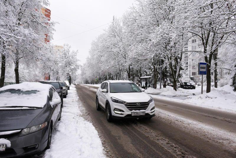 Москвичей попросили соблюдать повышенную осторожность на дорогах 23 февраля
