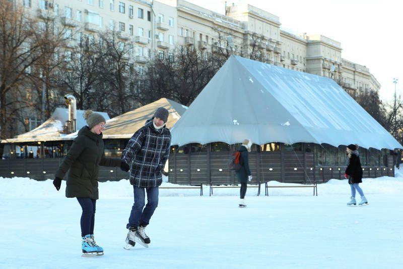 На выходных в Москве будет облачно и тепло