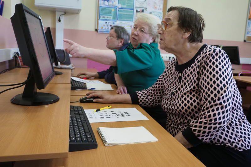 Москвичей предупредили о мошеннических сайтах Пенсионного фонда России