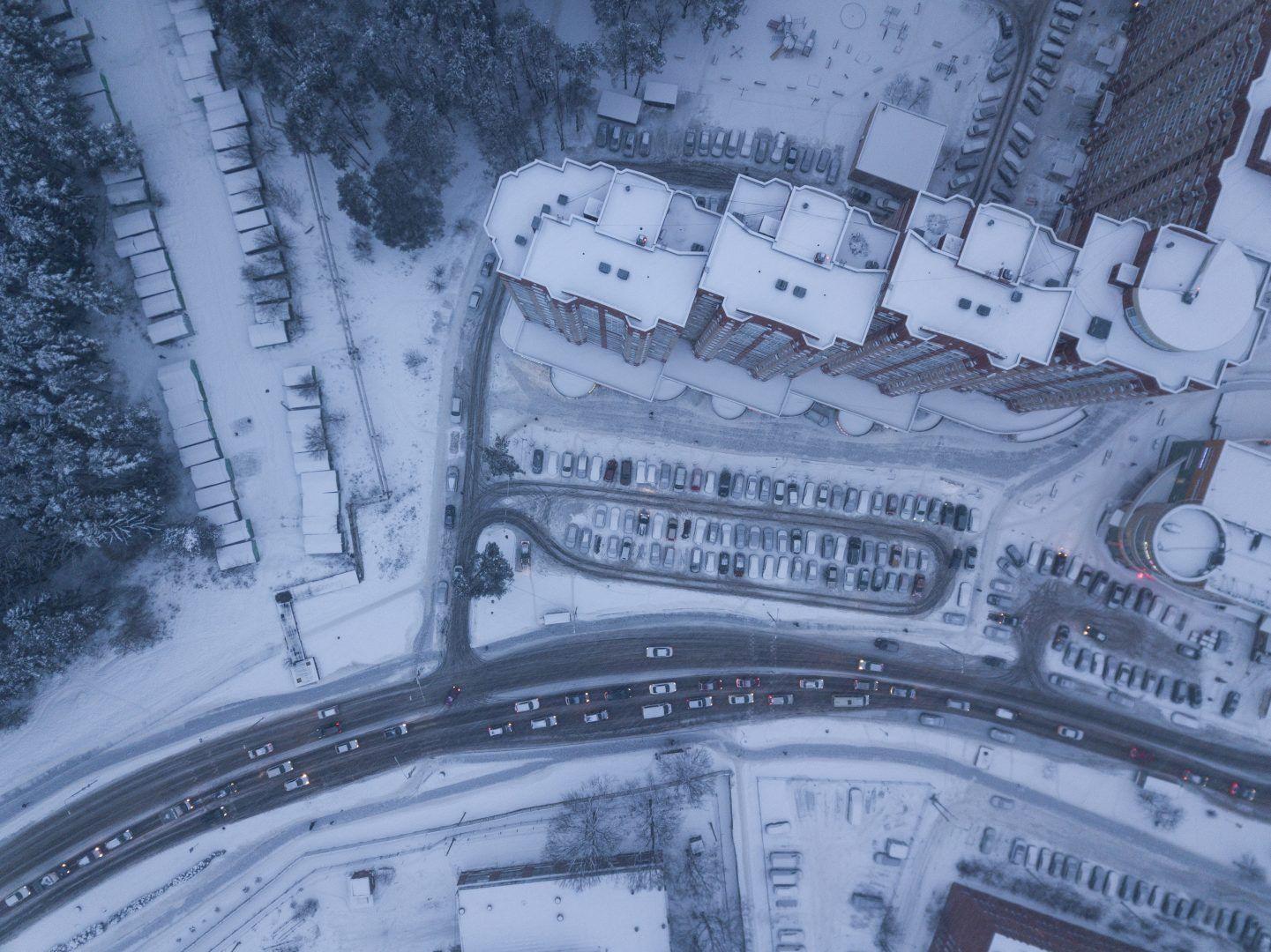 Многоуровневая транспортная развязка появится в Новой Москве. Фото: Александр Кожохин, «Вечерняя Москва»
