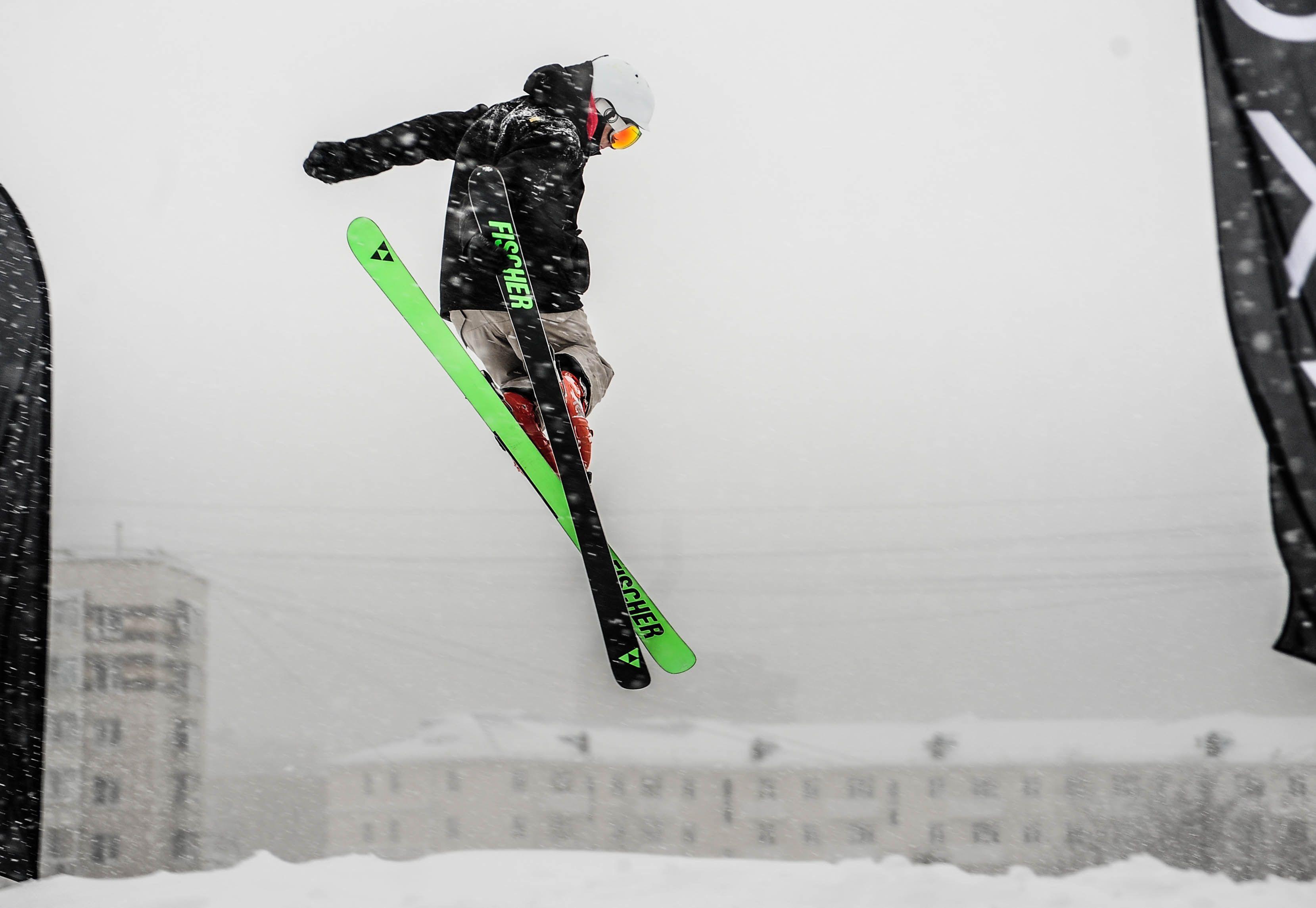 Этап мирового тура по сноуборду состоится в Москве