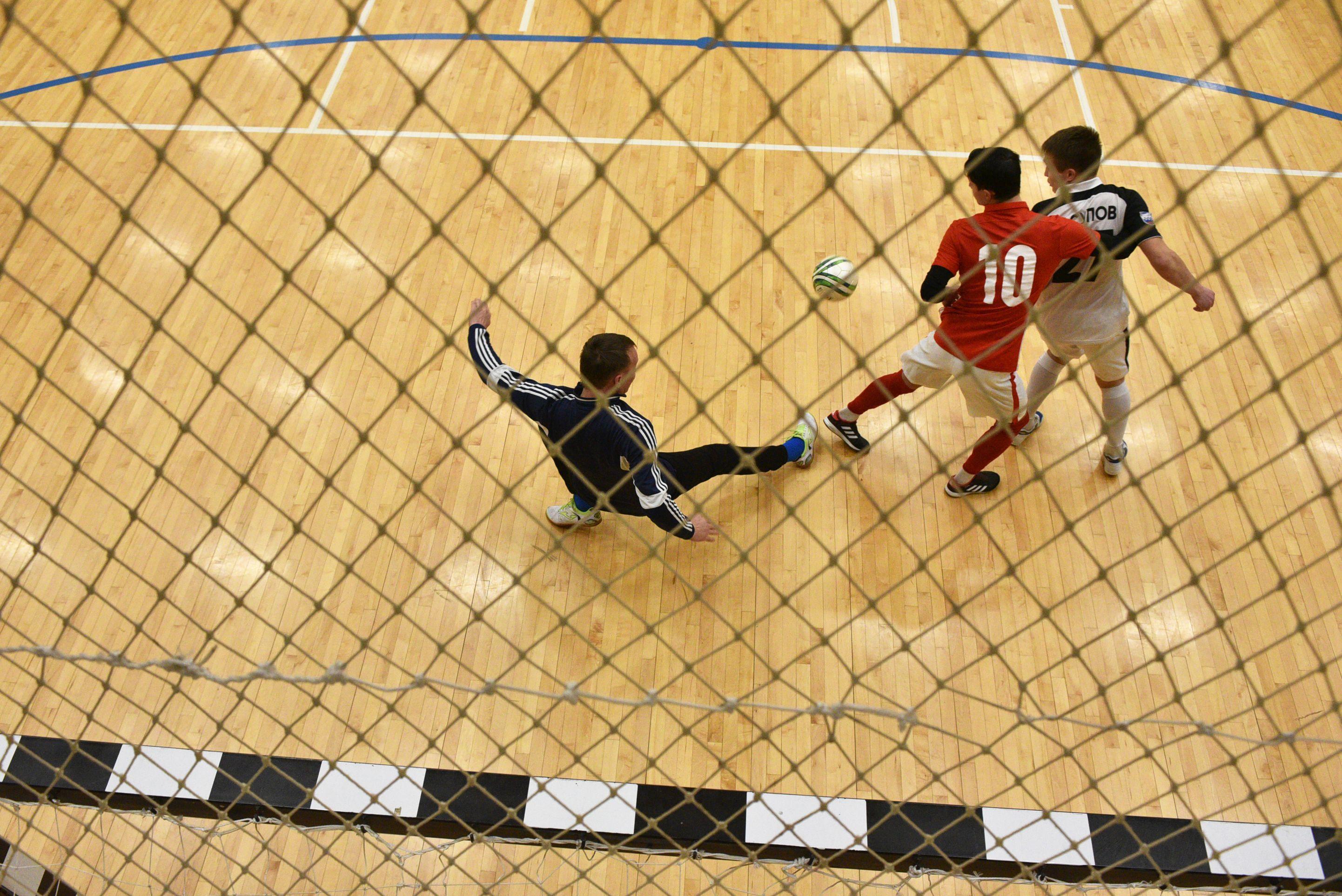 Призерами окружных соревнований стали футболисты из Краснопахорского
