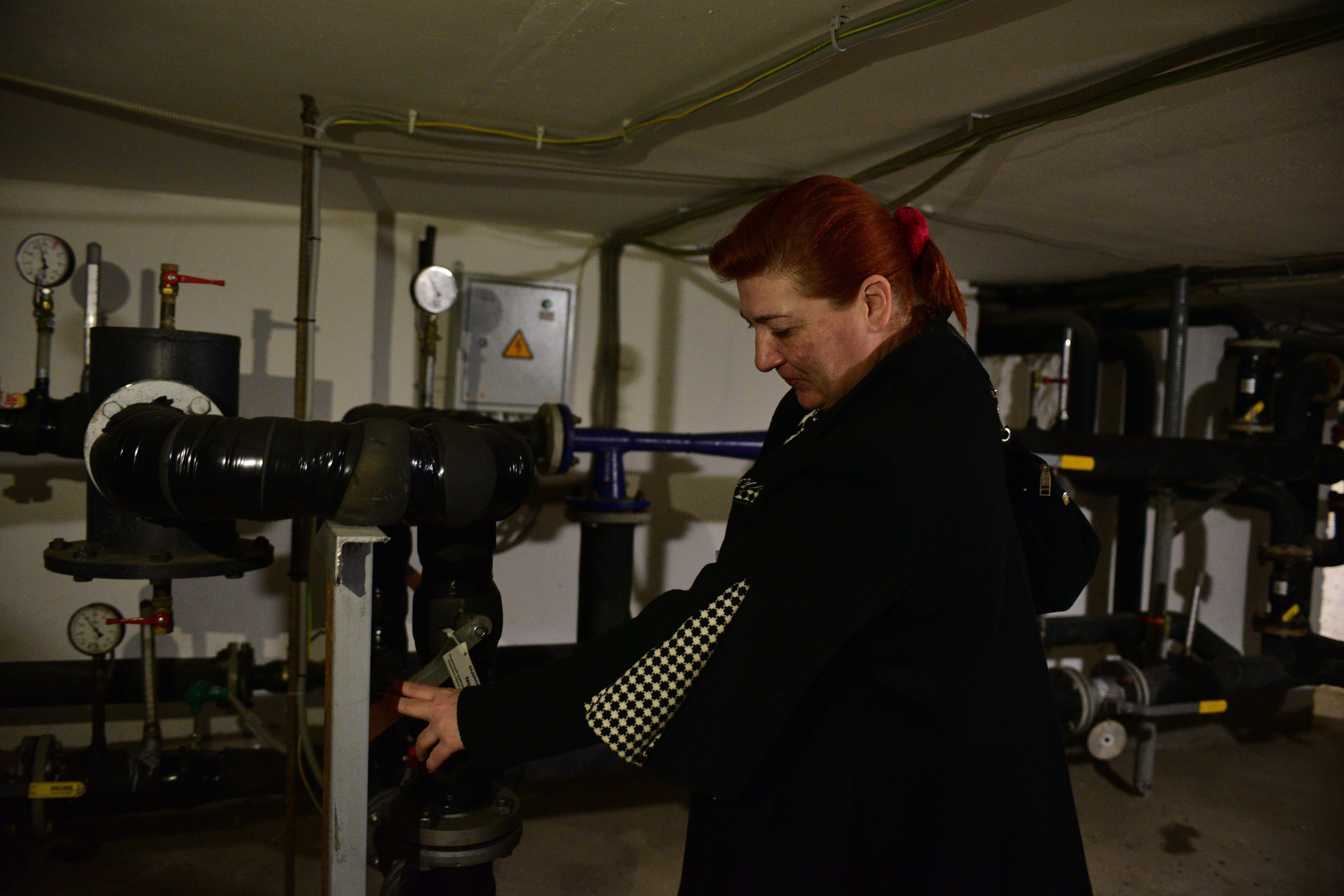 Водоснабжение заменят в Первомайском. Фото: Пелагия Замятина, «Вечерняя Москва»