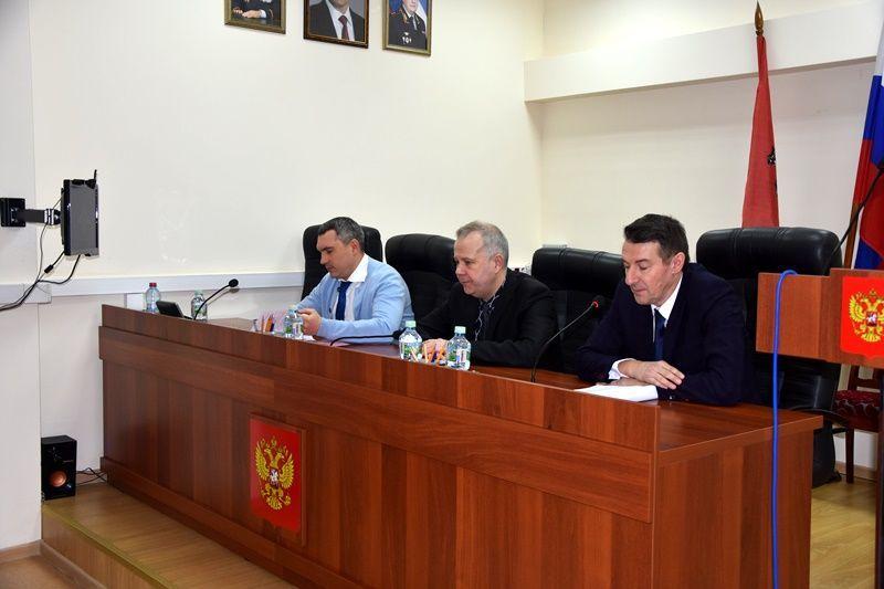 Общественный совет при УВД по ТиНАО подвел итоги деятельности