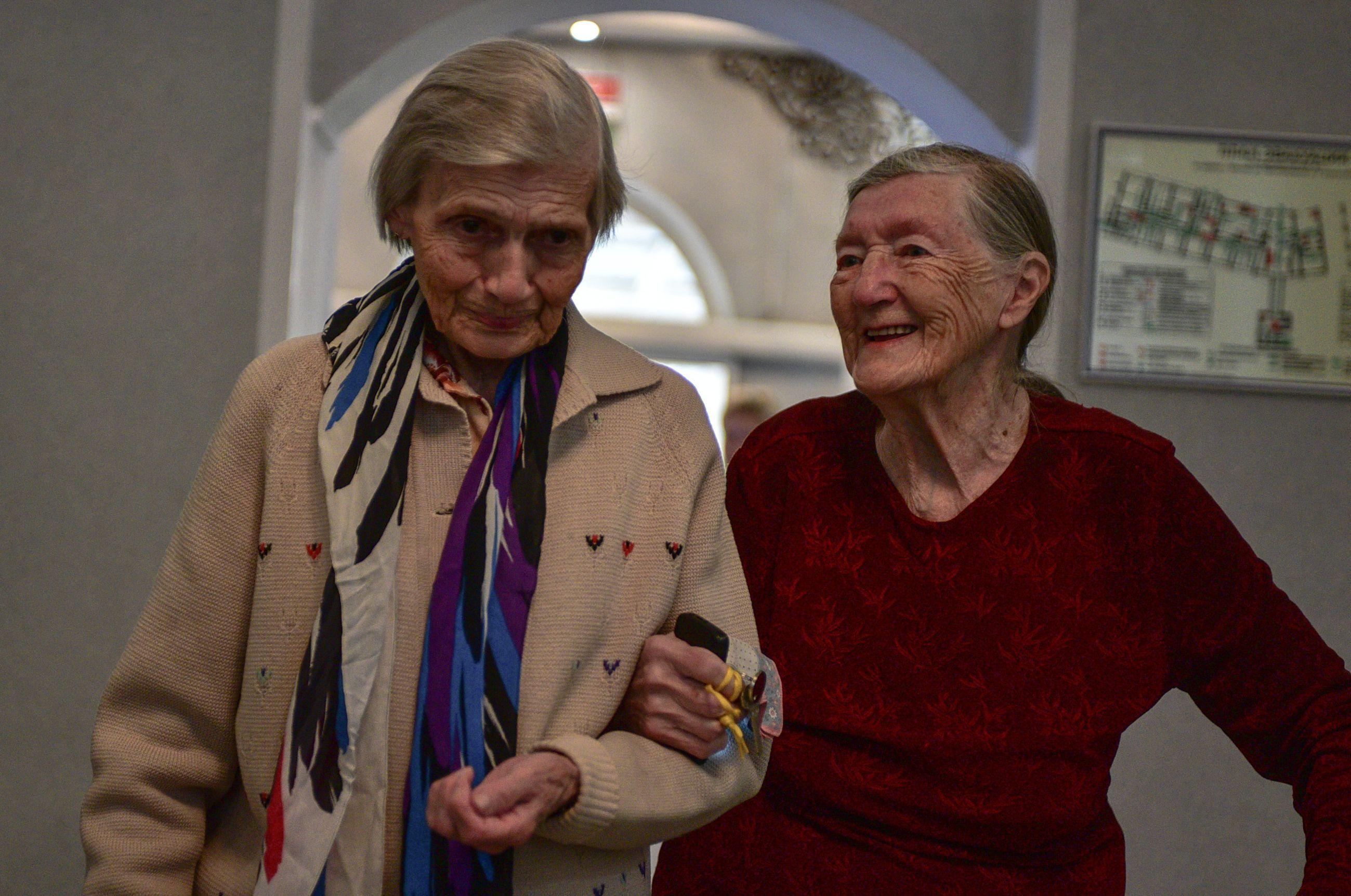 Представители старшего поколения поделятся воспоминаниями о путешествиях в Марушкинском
