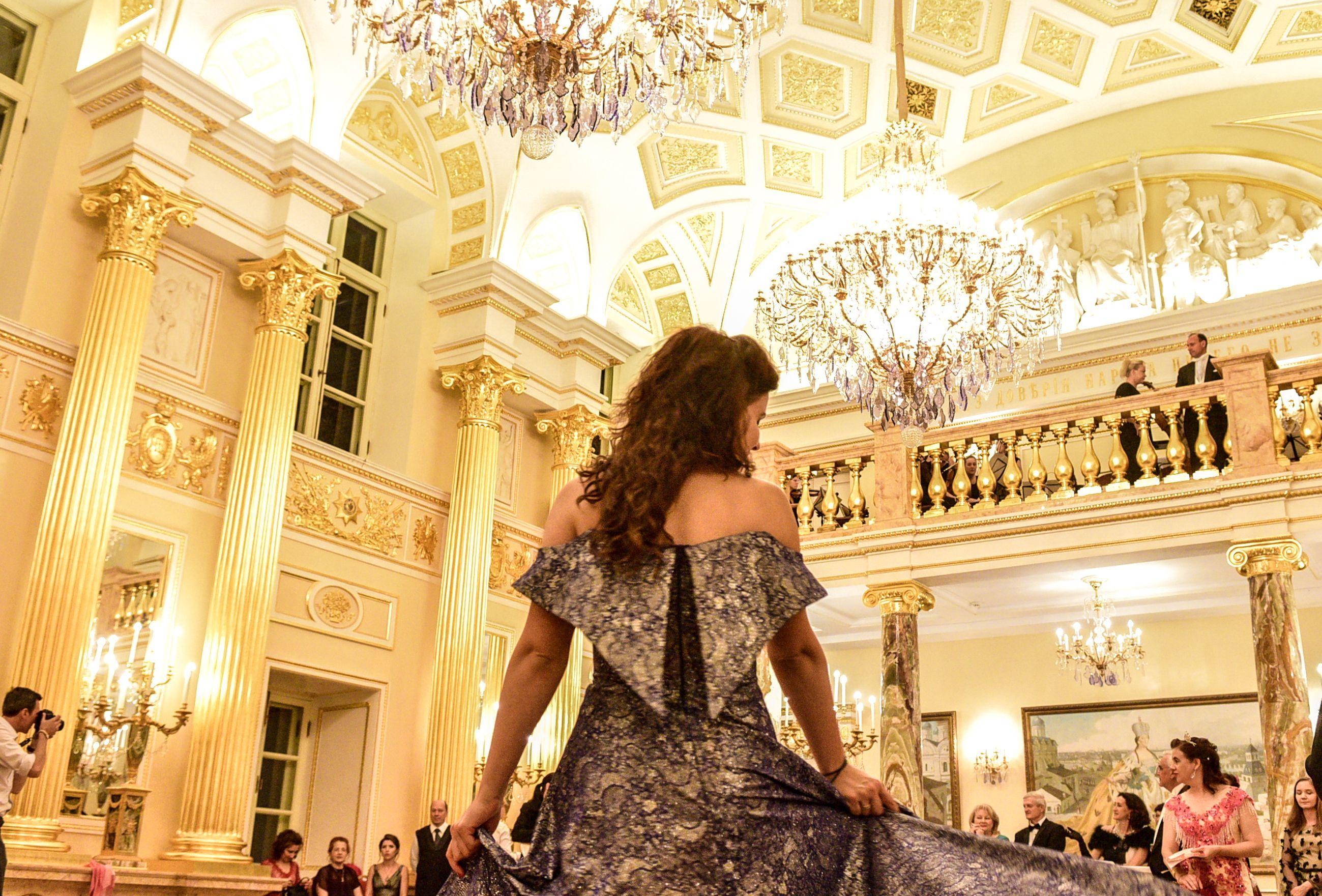 Сретенский бал проведут в Вороновском. Фото: Пелагия Замятина, «Вечерняя Москва»