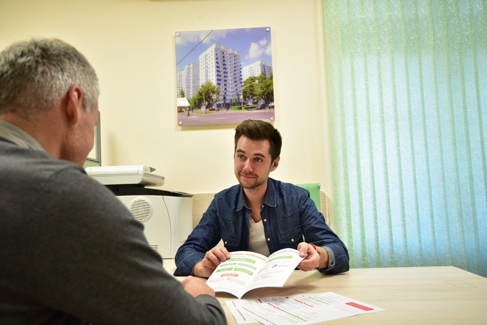 Кадастровая палата по Москве разъясняет основные изменения жилищного законодательства. Фото: Пелагия Замятина, «Вечерняя Москва»