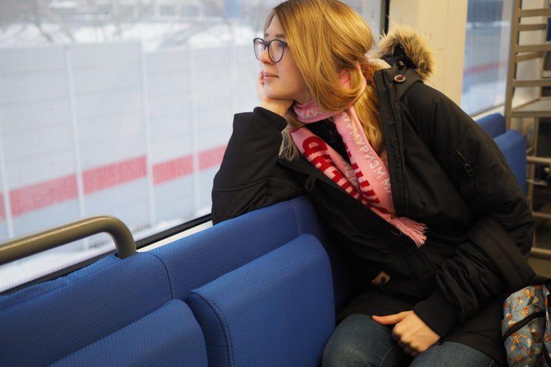 Рекордное количество поездок совершено на Московском центральном кольце 19 февраля