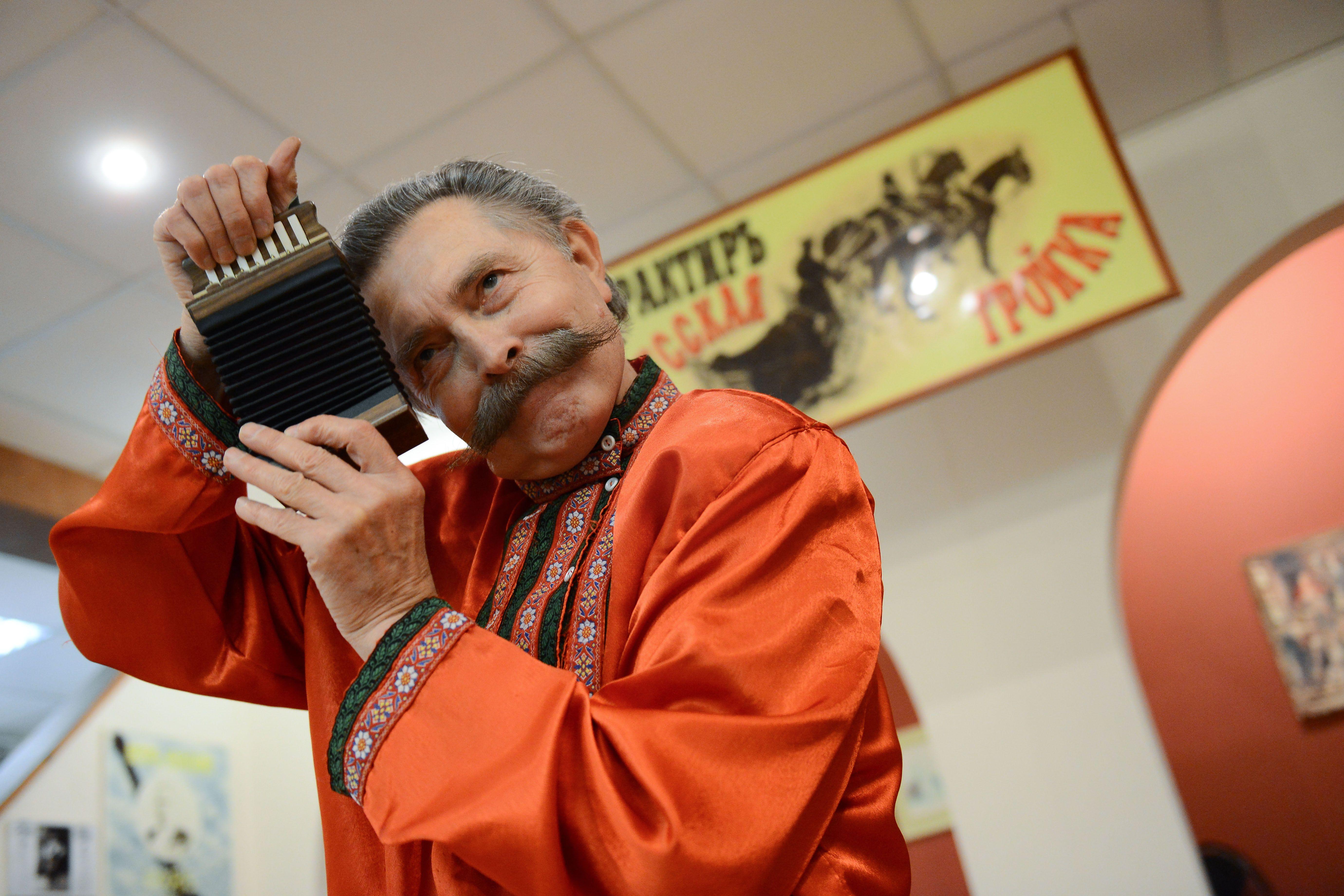 Любители музыки из Рязановского смогут научиться играть на гармони
