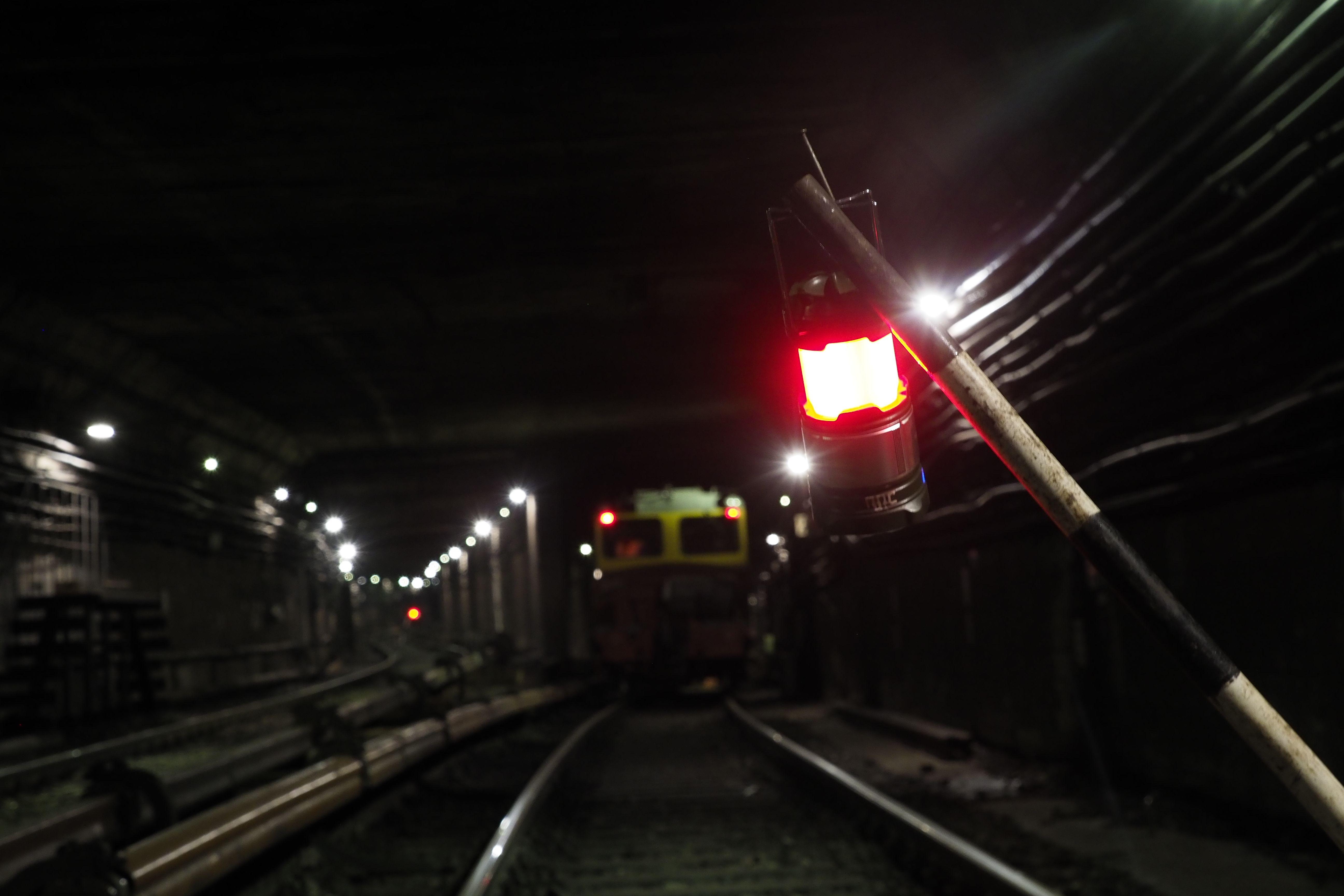 Участок красной линии метро закроют в Новой Москве