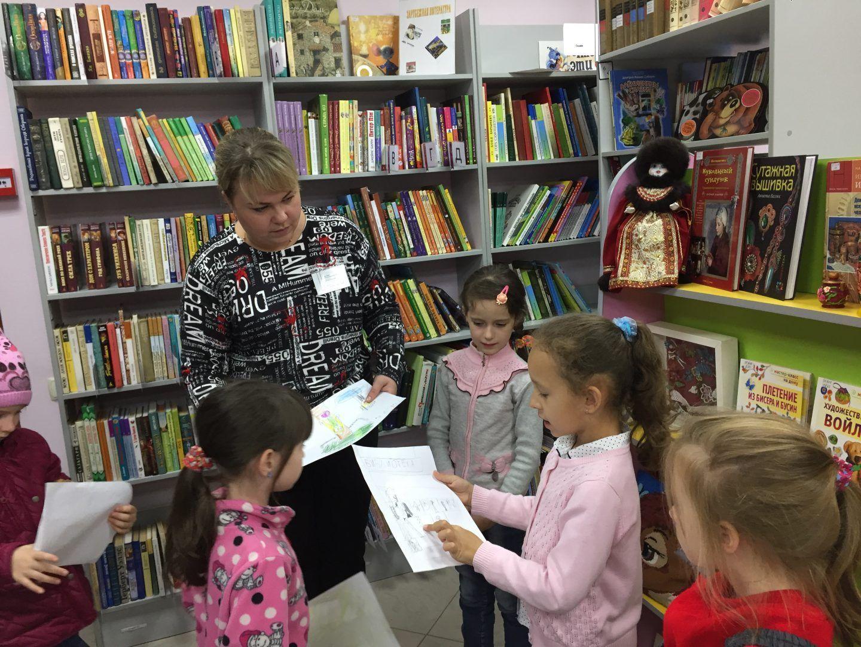 Детское мероприятие проводят в Воскресенской библиотеке. Фото: предоставили в библиотеке №258 в Воскресенском