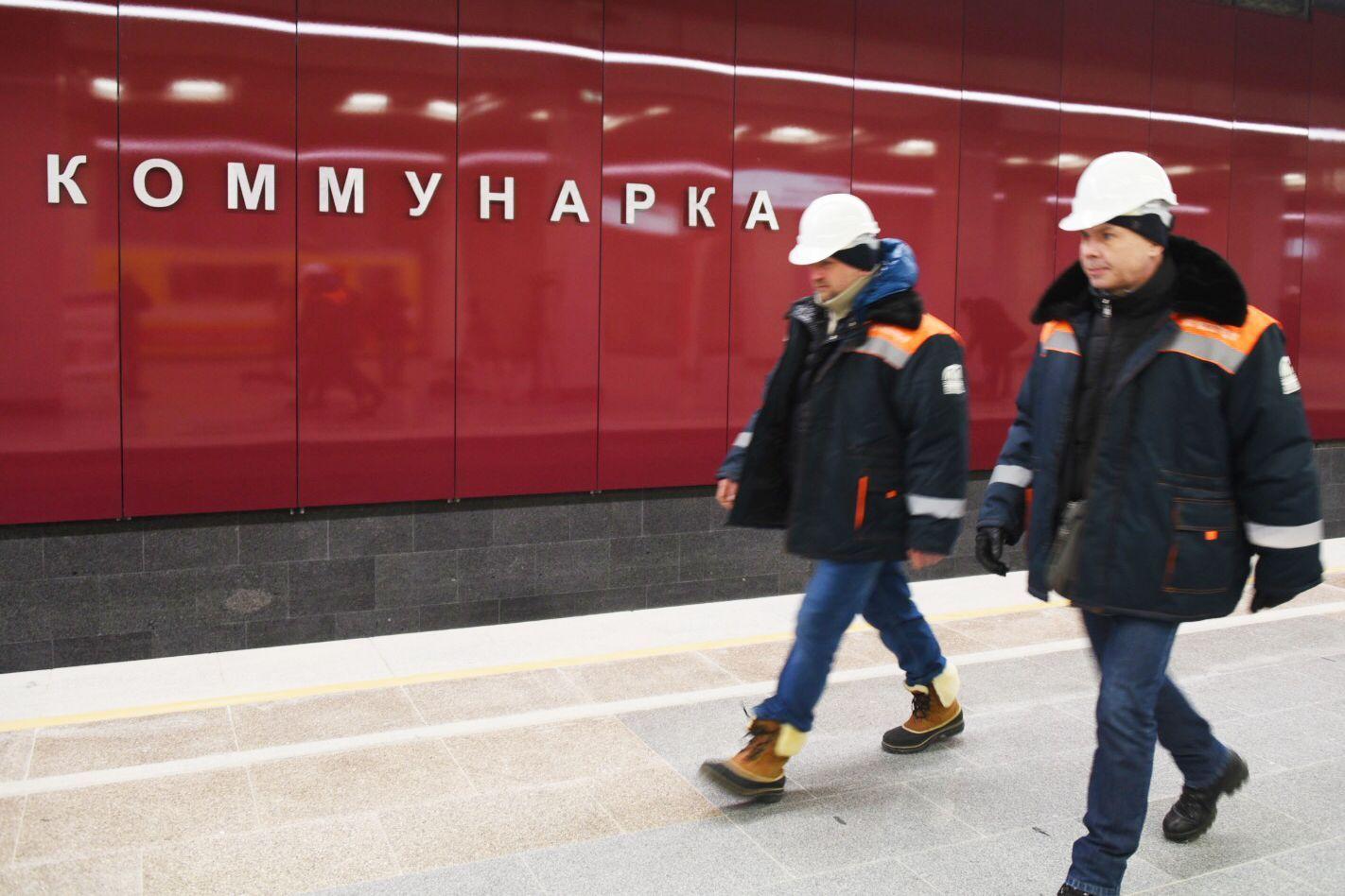 Четыре новые станции метро откроют в Новой Москве