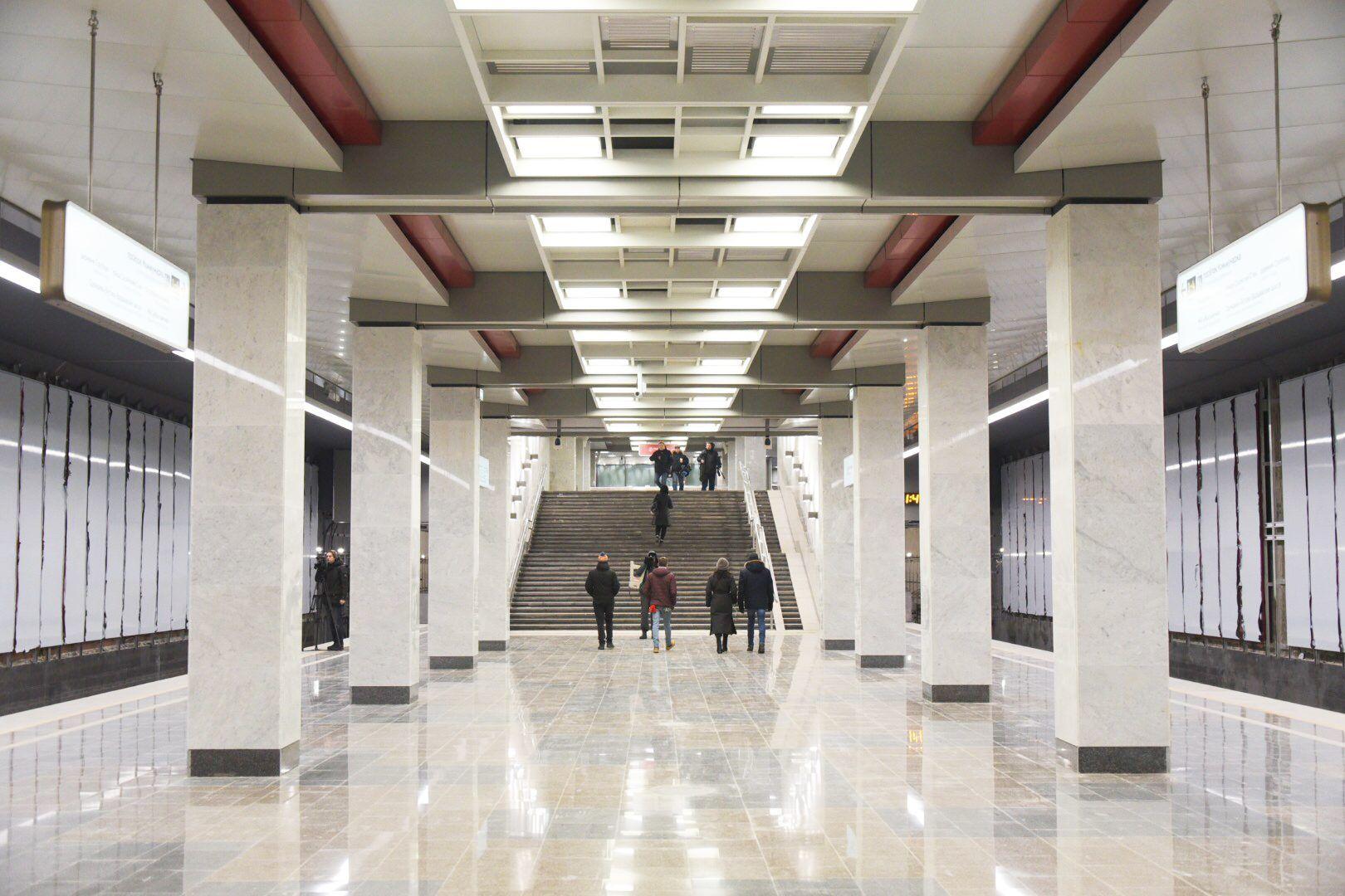 Жители Новой Москвы смогут удобнее передвигаться на метро. Фото: Владимир Новиков, «Вечерняя Москва»