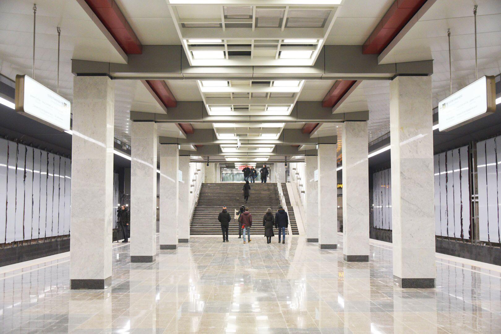 Жителям Новой Москвы станет удобнее передвигаться на метро