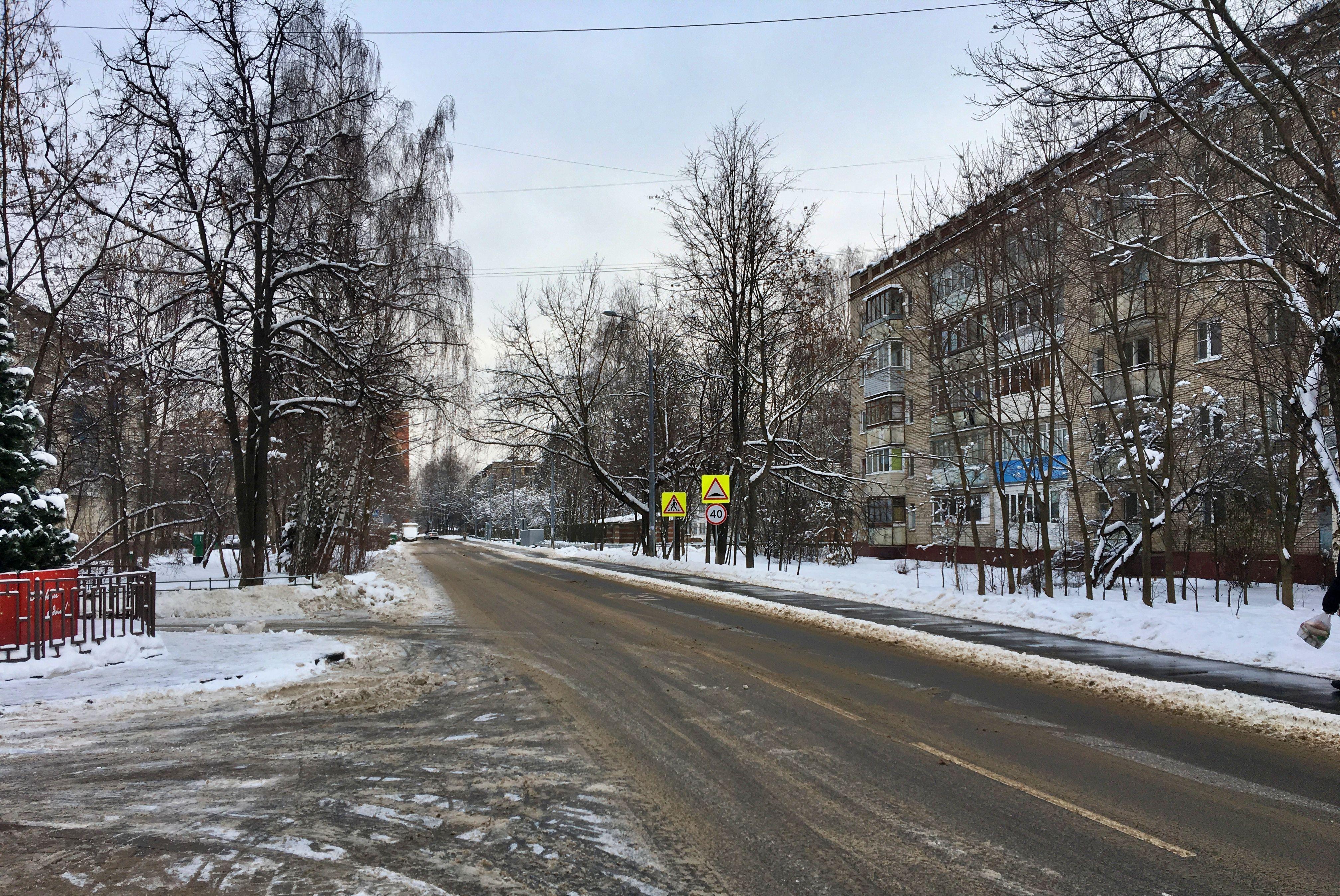 Обустройство дворовых проездов проведут в Краснопахорском