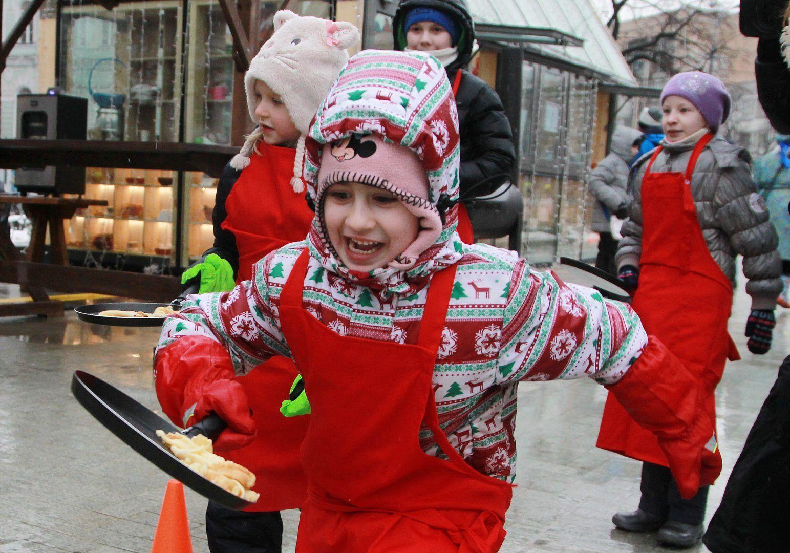 Масленицу отпразднуют в Премьерском лицее в Марушкинском. Фото: Наталия Нечаева
