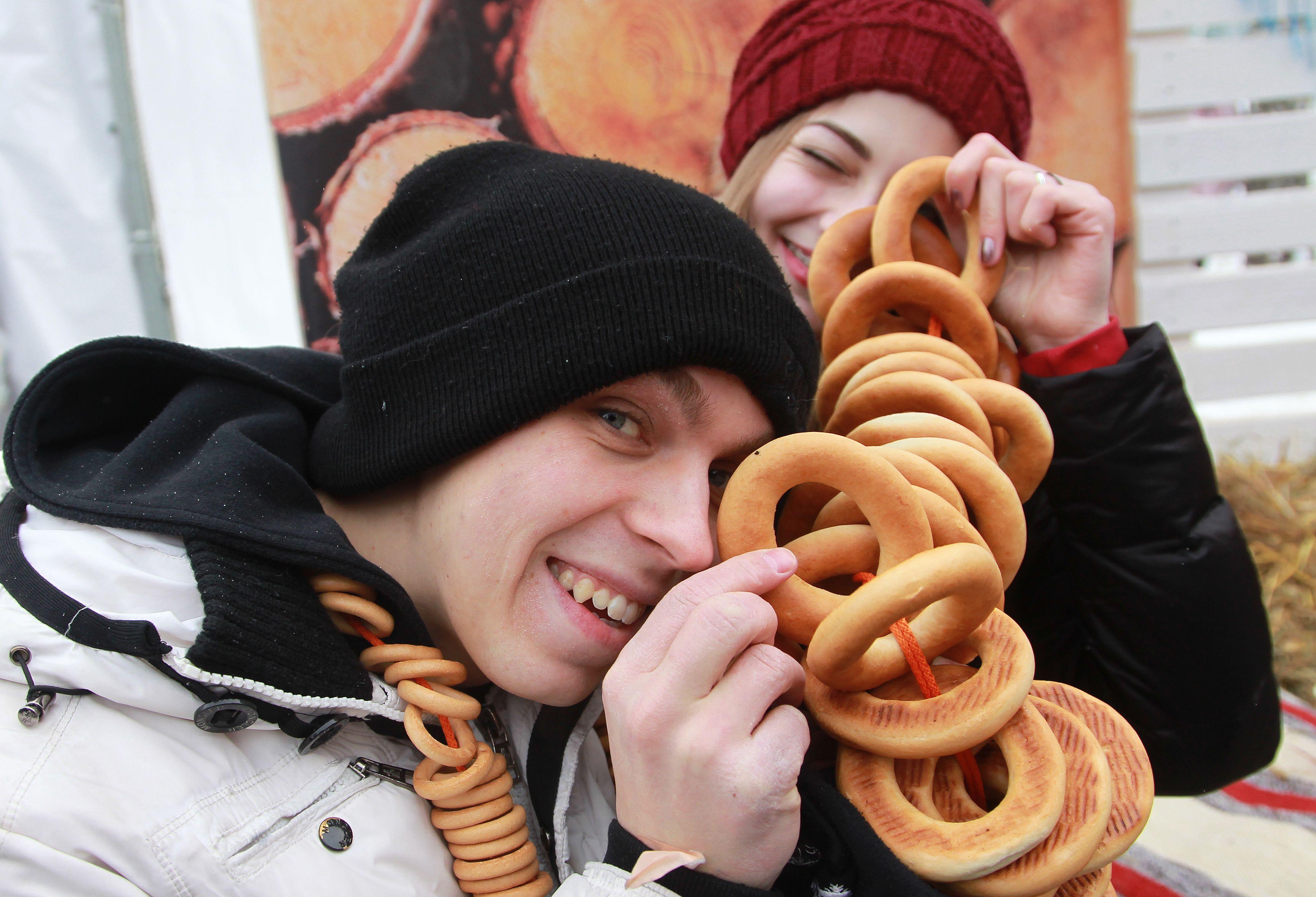 Жители и гости Московского узнают все о самом вкусном славянском празднике