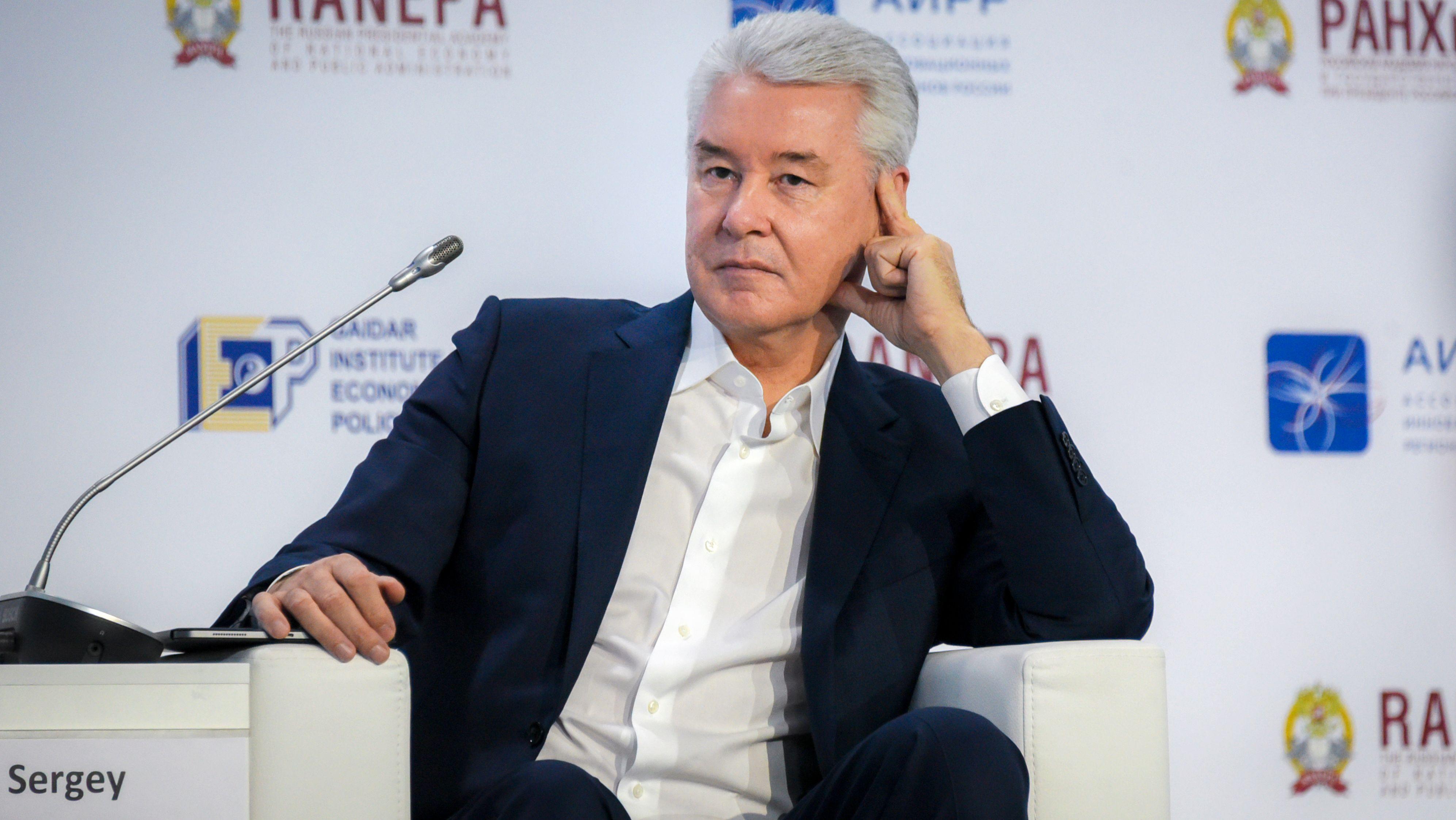 Собянин рассказал о поддержке молодежного бизнеса в Москве
