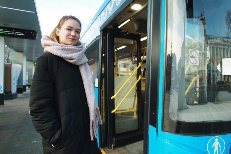 Наземный транспорт Москвы почти догнал подземку по числу перевозок