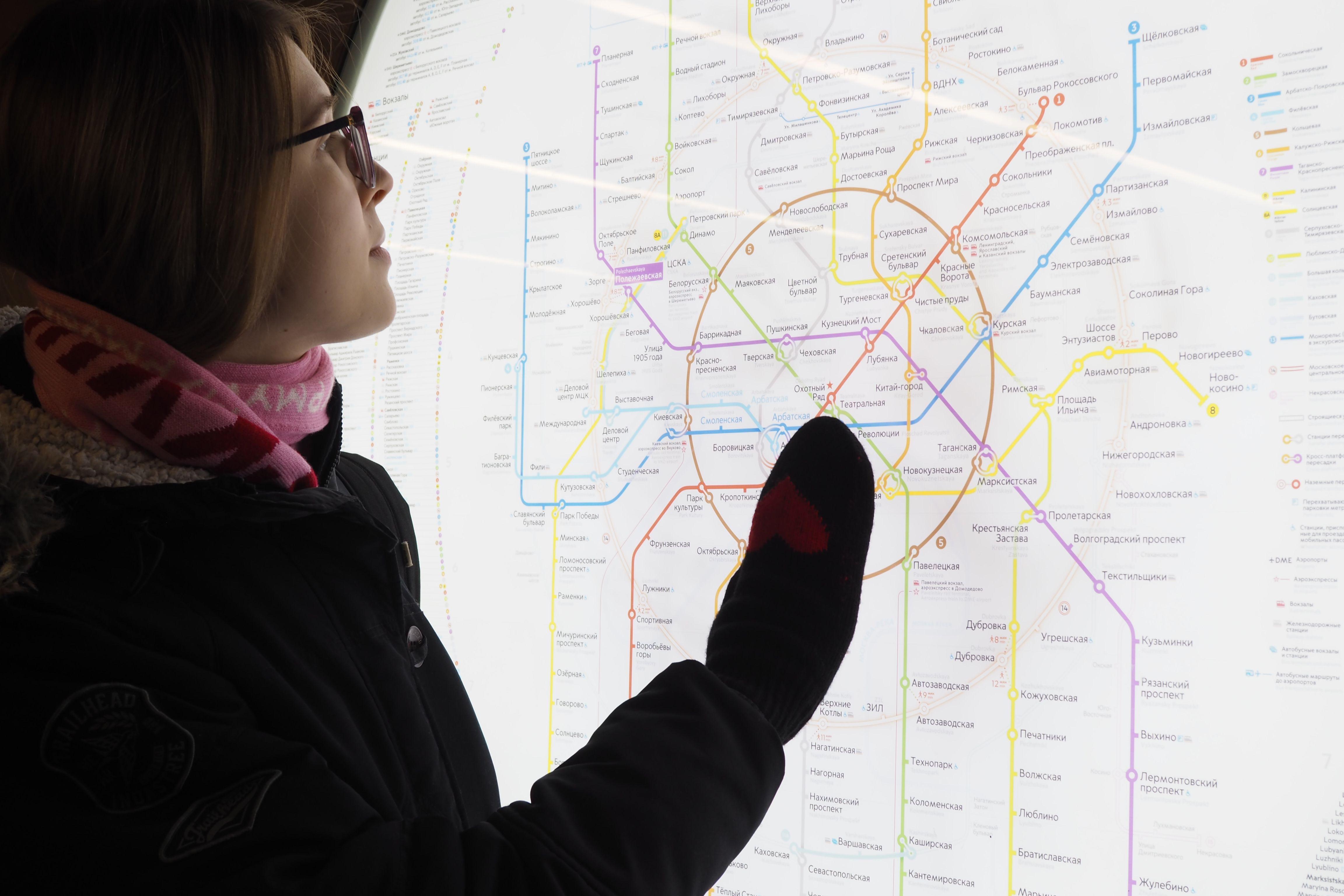 Участок Сокольнической линии закроют 3 марта