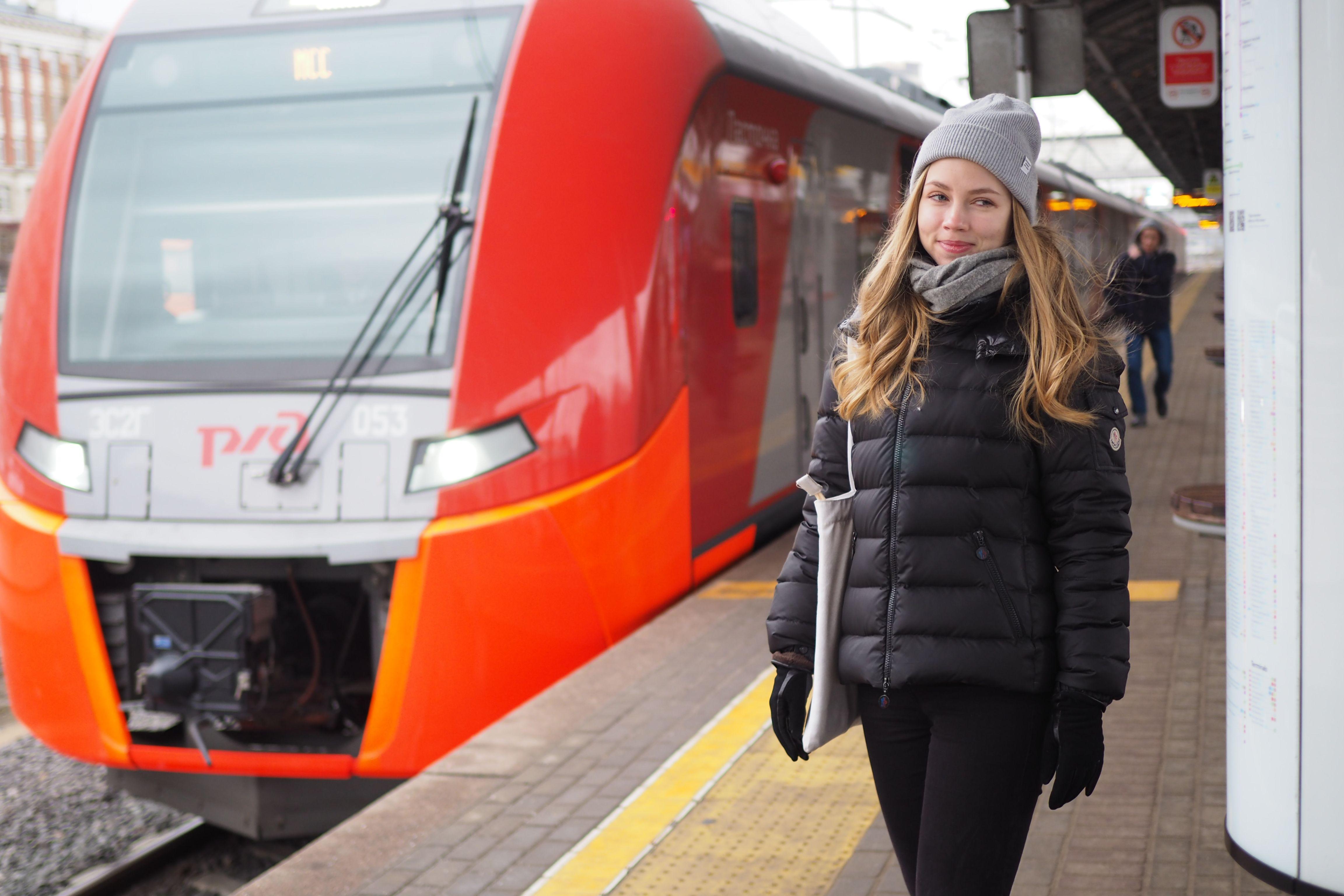 Январский пассажиропоток Московского центрального кольца побил рекорд