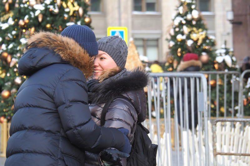 Четверг принесет в Москву легкий мороз