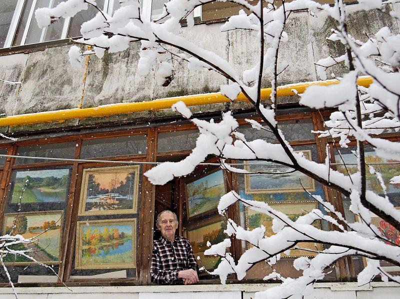 В Москве потеплеет до плюс четырех градусов