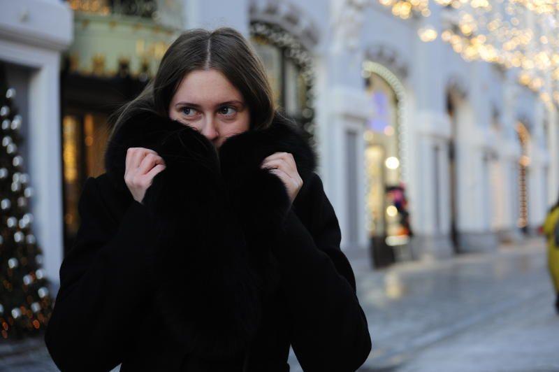 Москвичей ждут 12-градусные морозы в ночь на вторник