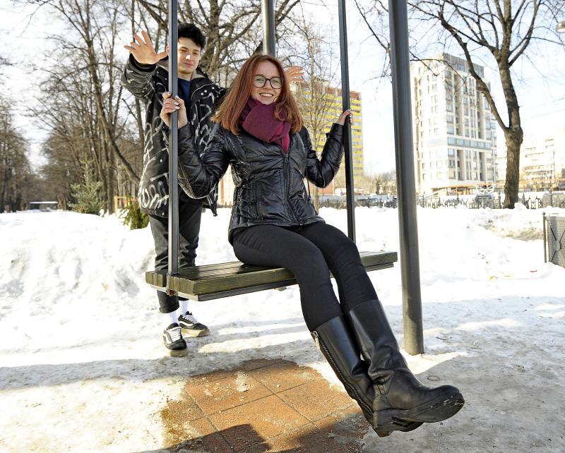 Валентинов день подарит москвичам солнечную погоду