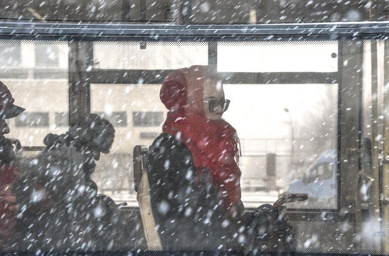 Москва готова к перевозке пассажиров в сложных погодных условиях