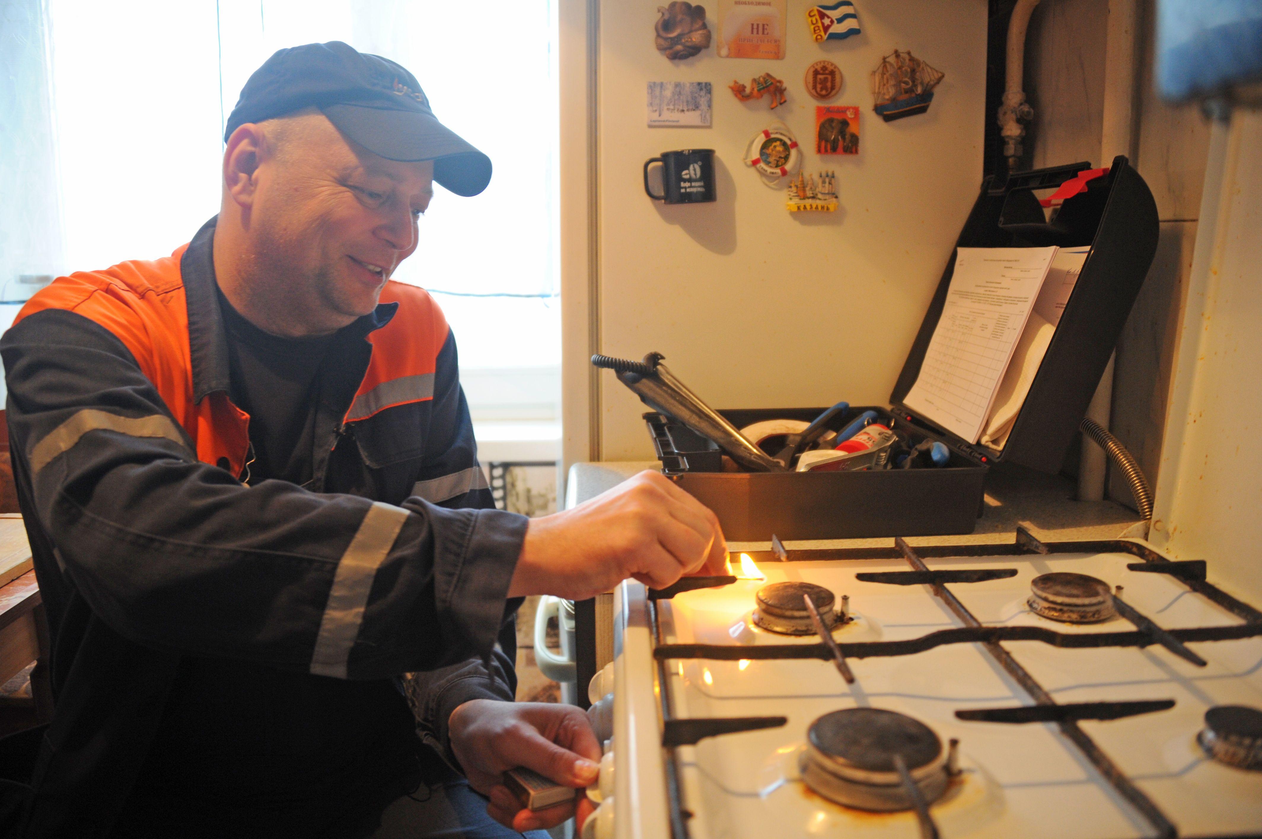 Специалисты проверили системы газоснабжения в домах Новой Москвы