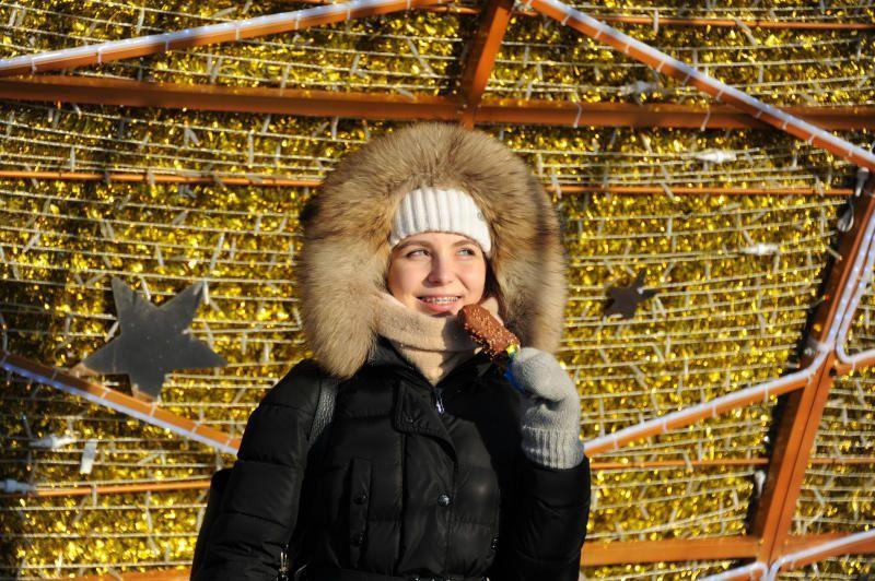 Потепление в Москве достигнет пика в среду