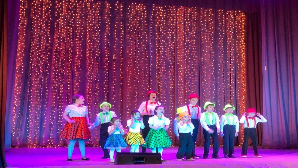 Фестиваль семейных ансамблей прошел в Доме культуры «Десна»