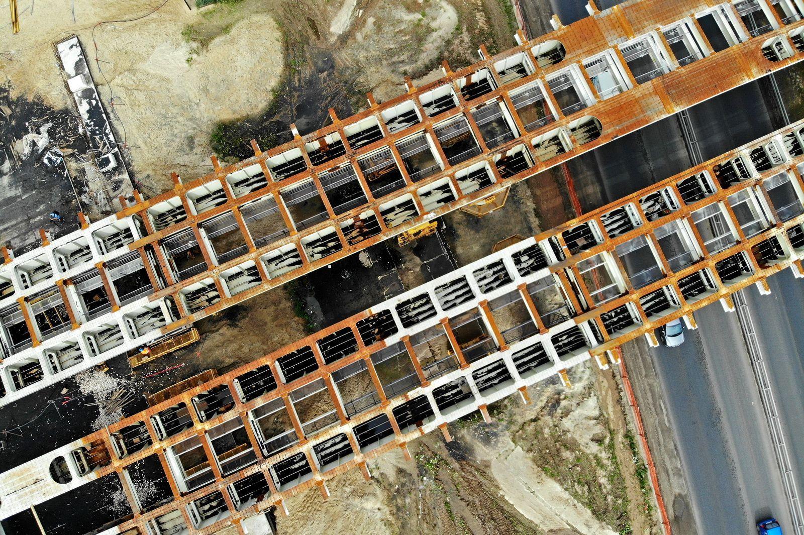 Строительство дороги между Воскресенским и Щербинкой стартует в 2019 году