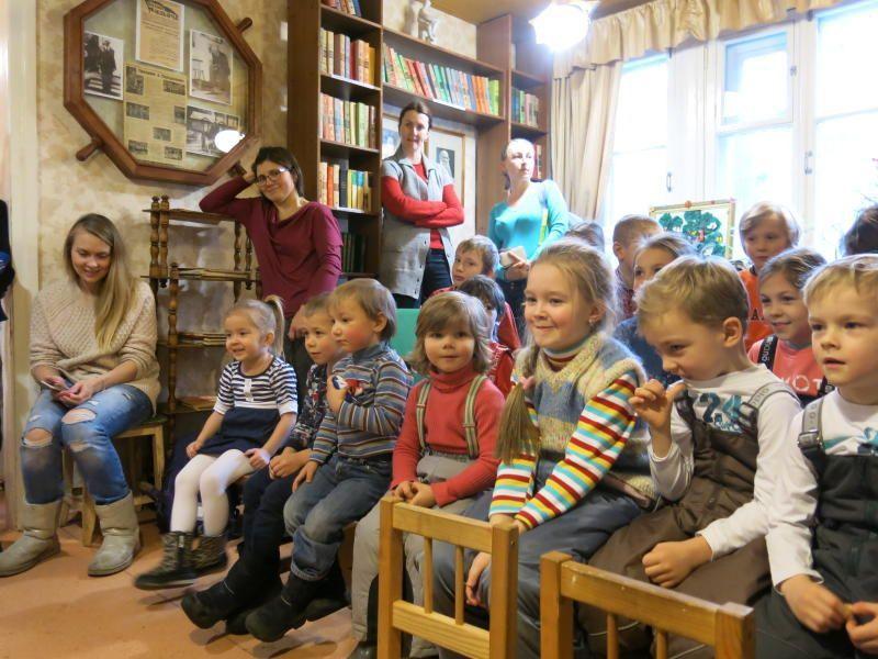 Юные жители Московского побеседуют о творчестве Ивана Крылова