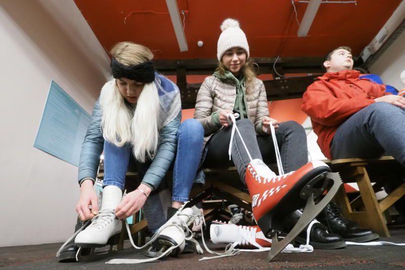 Ледовую арену построят в Марушкинском