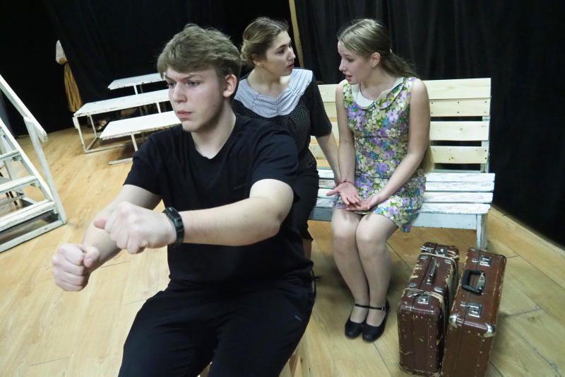 Театральная студия из Троицка отпразднует день рождения