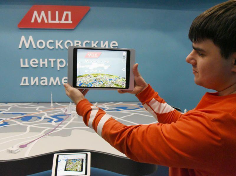 В курсирующих по МЦД поездах обеспечат доступ к Wi-Fi
