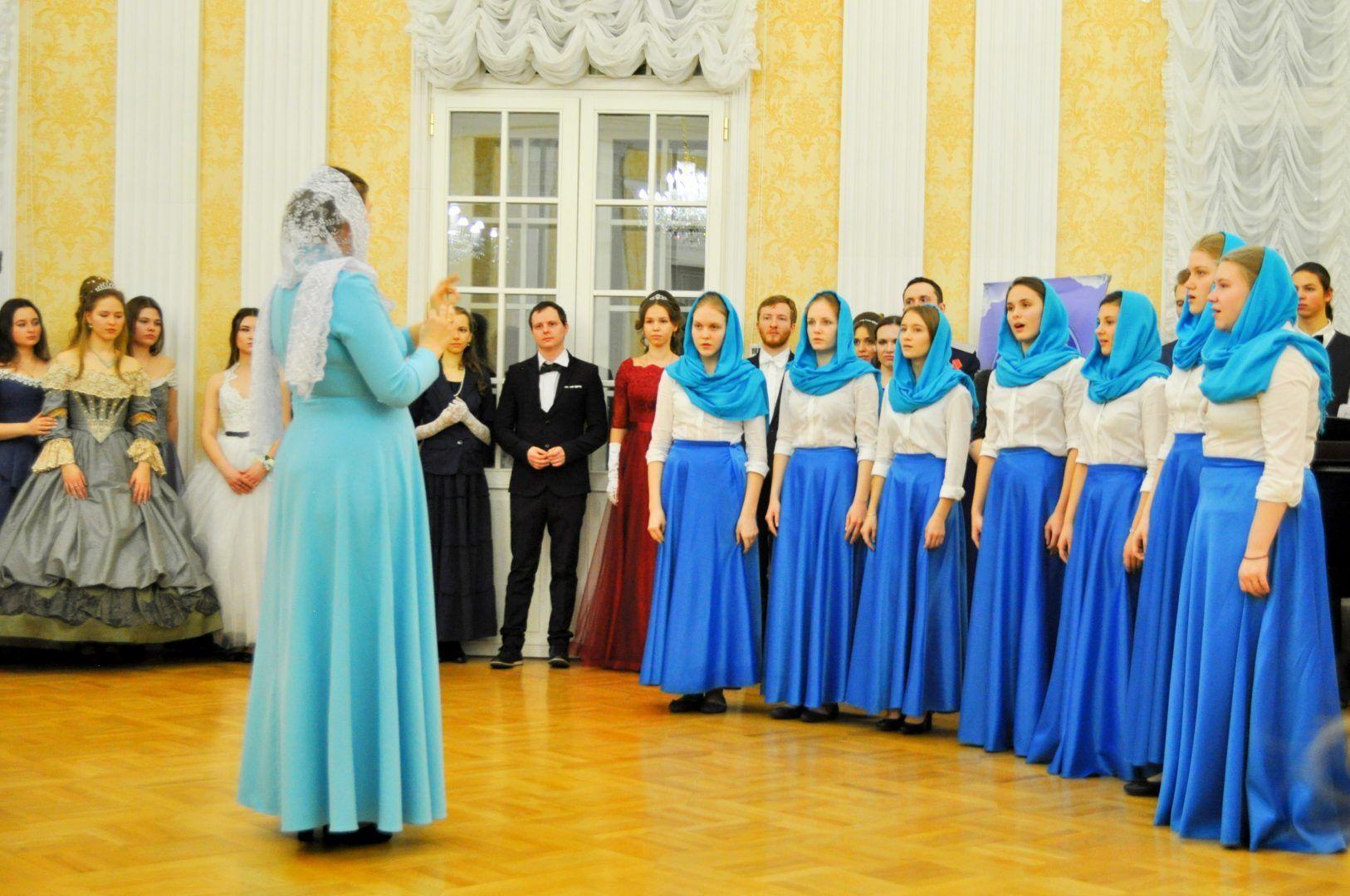 Выступление церковного хора. Фото: Никита Нестеров